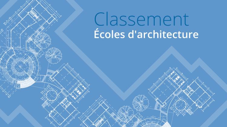 Classement prépa architecture