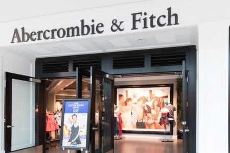 Abercrombie & Fitch marketing sensoriel