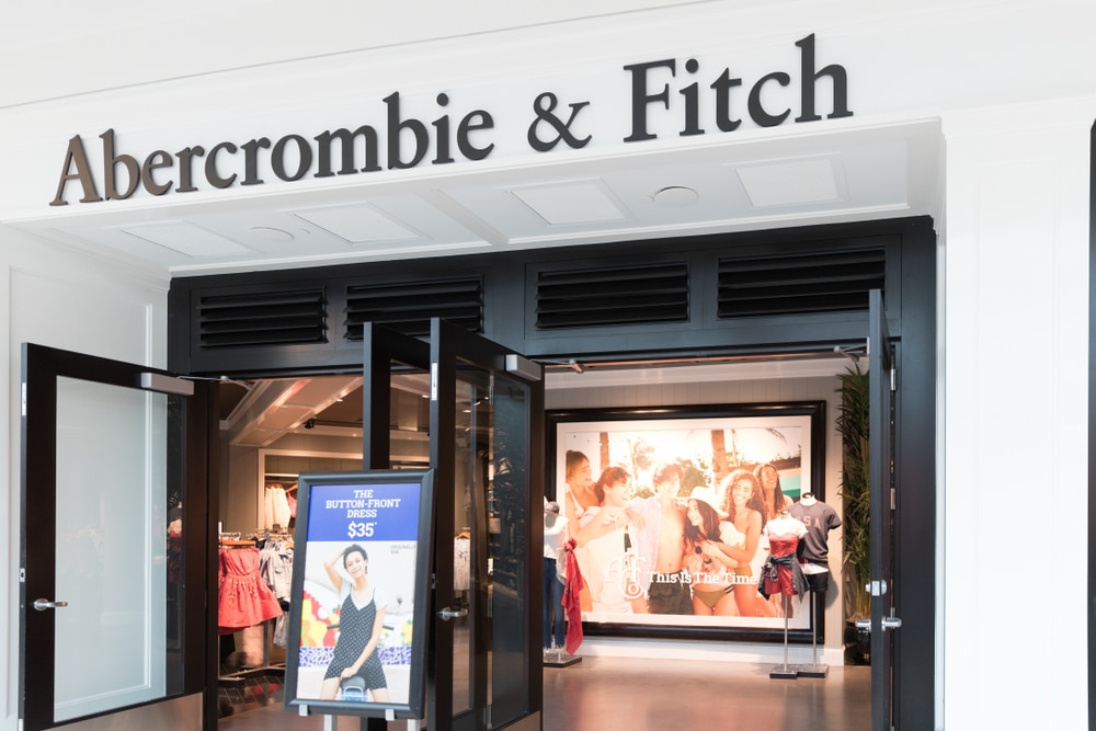 Abercrombie & Fitch marketing sensoriel
