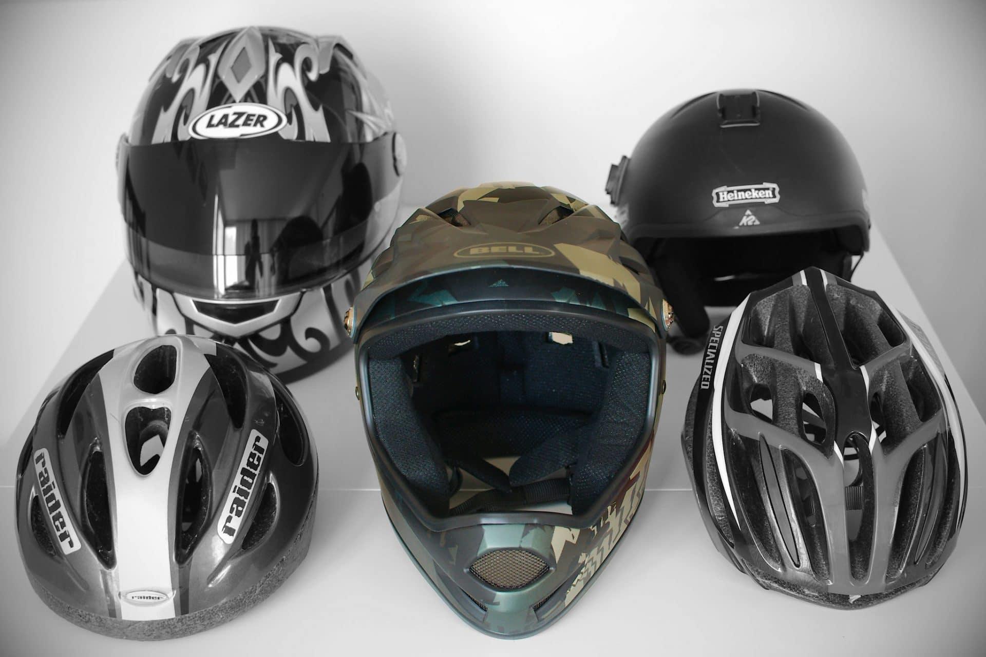 Prix d'un casque de moto