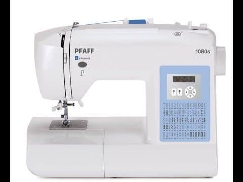 Avis machine à coudre Lidl pfaff 1080s